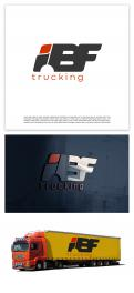 Logo & stationery # 1234265 for Brand logo for trucking company contest