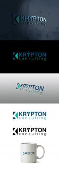 Logo & stationery # 911443 for Krypton Consulting logo + stationery contest