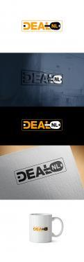 Logo & stationery # 937538 for Logo design voor DealNL  contest