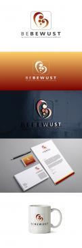 Logo & Huisstijl # 944968 voor Logo   Huisstijl Ontwerp    BeBewust    de eerste stap op weg naar bewustwording' wedstrijd