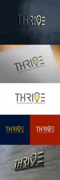 Logo & Huisstijl # 997137 voor Ontwerp een fris en duidelijk logo en huisstijl voor een Psychologische Consulting  genaamd Thrive wedstrijd