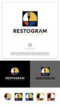 Logo & Huisstijl # 1145307 voor Ontwerp een herkenbaar  toegankelijk maar hip logo voor een online platform dat restaurants met content creators  Instagram  verbindt! wedstrijd