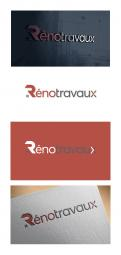 Logo & stationery # 1121933 for Renotravaux contest