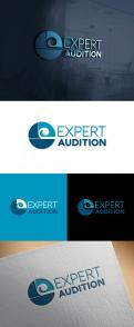 Logo & stationery # 958214 for audioprosthesis store   Expert audition   contest