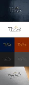Logo & Huisstijl # 997041 voor Ontwerp een fris en duidelijk logo en huisstijl voor een Psychologische Consulting  genaamd Thrive wedstrijd