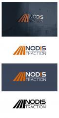 Logo & Huisstijl # 1085523 voor Ontwerp een logo   huisstijl voor mijn nieuwe bedrijf  NodisTraction  wedstrijd