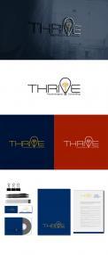 Logo & Huisstijl # 997154 voor Ontwerp een fris en duidelijk logo en huisstijl voor een Psychologische Consulting  genaamd Thrive wedstrijd