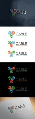 Logo & stationery # 966161 for Logo for new holding company in industrial cables and cable assemblies contest
