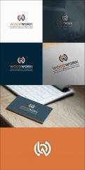 Logo & Huisstijl # 1035954 voor  Woodworx Best    Ontwerp een stoer logo   huisstijl   busontwerp   visitekaartje voor mijn timmerbedrijf wedstrijd
