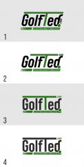 Logo & stationery # 1171357 for Design a logo and corporate identity for GolfTed   electric golf trolleys contest