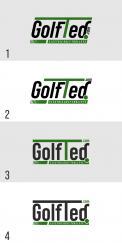 Logo & Huisstijl # 1171357 voor Ontwerp een logo en huisstijl voor GolfTed   elektrische golftrolley's wedstrijd