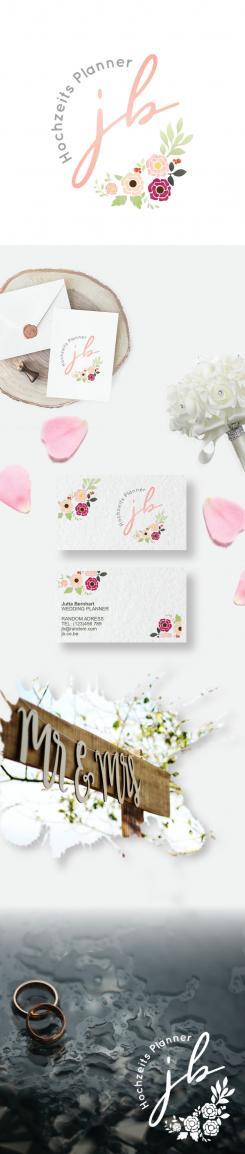 Logo & Corp. Design  # 1098144 für Newcomerin Hochzeits  und Eventplanerin  Taufe  Polterabend  Familienfeiern     Wettbewerb