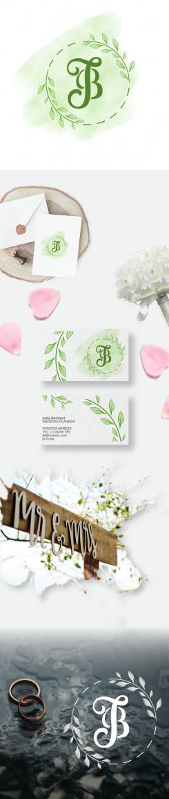 Logo & Corp. Design  # 1098161 für Newcomerin Hochzeits  und Eventplanerin  Taufe  Polterabend  Familienfeiern     Wettbewerb