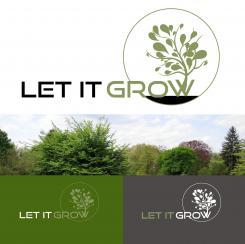 Logo & Huisstijl # 1038891 voor Let it grow wedstrijd