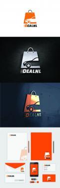 Logo & stationery # 941425 for Logo design voor DealNL  contest