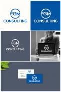 Logo & stationery # 1198722 for Logo for a consulting company contest