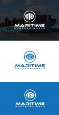 Logo & Huisstijl # 1193902 voor Ontwerp maritiem logo   huisstijl voor maritiem recruitment projecten bureau wedstrijd