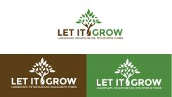 Logo & Huisstijl # 1039115 voor Let it grow wedstrijd