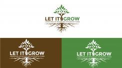 Logo & Huisstijl # 1039122 voor Let it grow wedstrijd