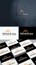 Logo & stationery # 1116673 for Renotravaux contest
