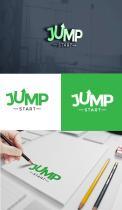 Logo & Huisstijl # 1176600 voor Logo   huisstijl voor sociaal initiatief  Jumpstart wedstrijd