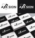 Logo & stationery # 1151232 for Create our logo and identity! We are Axe Sion! contest