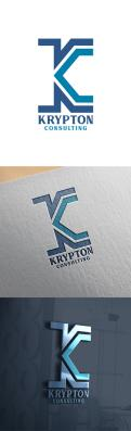 Logo & stationery # 910857 for Krypton Consulting logo + stationery contest