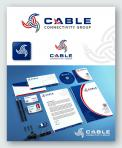 Logo & stationery # 966392 for Logo for new holding company in industrial cables and cable assemblies contest