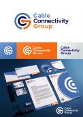 Logo & stationery # 965838 for Logo for new holding company in industrial cables and cable assemblies contest