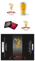 Other # 1191455 for Design a stylish label for a new beer brand contest