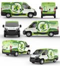 Other # 1220373 for Design the new van for a sustainable energy company contest
