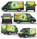 Other # 1221116 for Design the new van for a sustainable energy company contest
