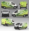 Other # 1221447 for Design the new van for a sustainable energy company contest
