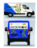 Other # 1212514 for Design the new van for a sustainable energy company contest
