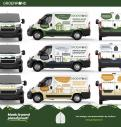 Other # 1222636 for Design the new van for a sustainable energy company contest
