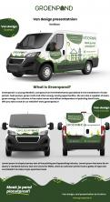 Other # 1221545 for Design the new van for a sustainable energy company contest