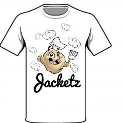 Overig # 597663 voor Design a T-Shirt for our Jacketz Baked Potato Shop Amsterdam  wedstrijd