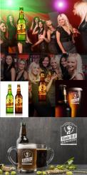 Other # 1189247 for Design a stylish label for a new beer brand contest