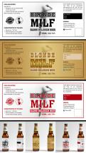 Other # 1188658 for Design a stylish label for a new beer brand contest
