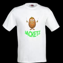 Overig # 597732 voor Design a T-Shirt for our Jacketz Baked Potato Shop Amsterdam  wedstrijd