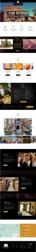Overig # 1232959 voor Website voor een nieuw restaurant tevens trouw lokatie per 8 september wedstrijd