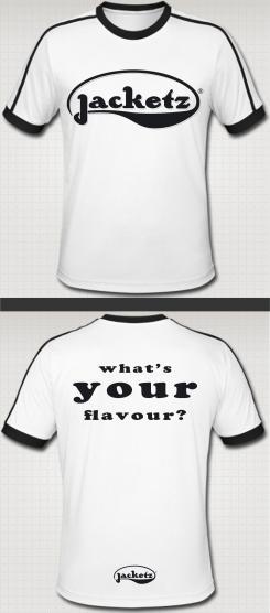 Overig # 592076 voor Design a T-Shirt for our Jacketz Baked Potato Shop Amsterdam  wedstrijd