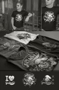 Overig # 592697 voor Design a T-Shirt for our Jacketz Baked Potato Shop Amsterdam  wedstrijd