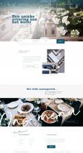 Overig # 1231296 voor Website voor een nieuw restaurant tevens trouw lokatie per 8 september wedstrijd