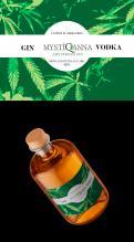 Overig # 1058873 voor Fles etiketten Gin wedstrijd