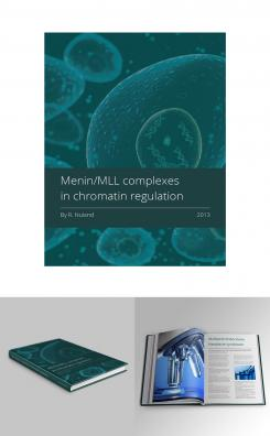 Overig # 236180 voor Omslag Proefschrift Moleculaire biologie wedstrijd