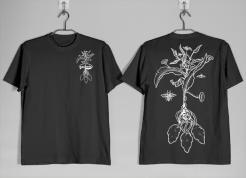Overig # 593137 voor Design a T-Shirt for our Jacketz Baked Potato Shop Amsterdam  wedstrijd