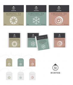 Other # 814112 for Logo and packing for a new high end tea brand (later on also other kinds of food products) contest