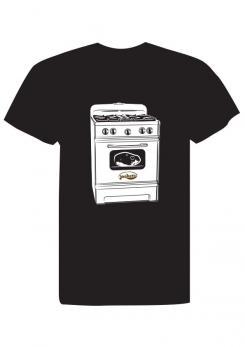 Overig # 592955 voor Design a T-Shirt for our Jacketz Baked Potato Shop Amsterdam  wedstrijd