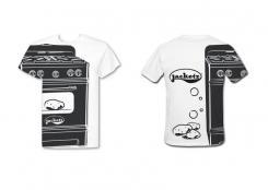 Overig # 592157 voor Design a T-Shirt for our Jacketz Baked Potato Shop Amsterdam  wedstrijd